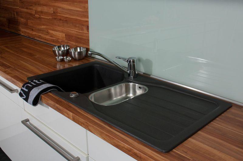 Küchenspüle - Küche kaufen Berlin Küchenstudio Einbauküchen ...