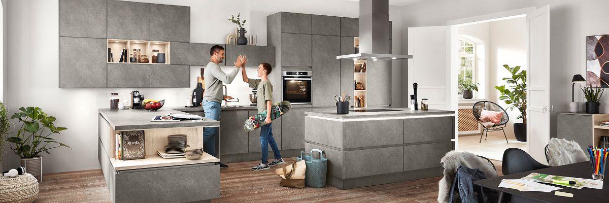 nobilia Küchen - Küche kaufen Berlin Küchenstudio ...